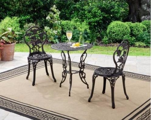 Bistro-Table-Set-Outdoor-Aluminum-Patio-Furniture-3-Piece-Deck-Cast-Iron-Antique