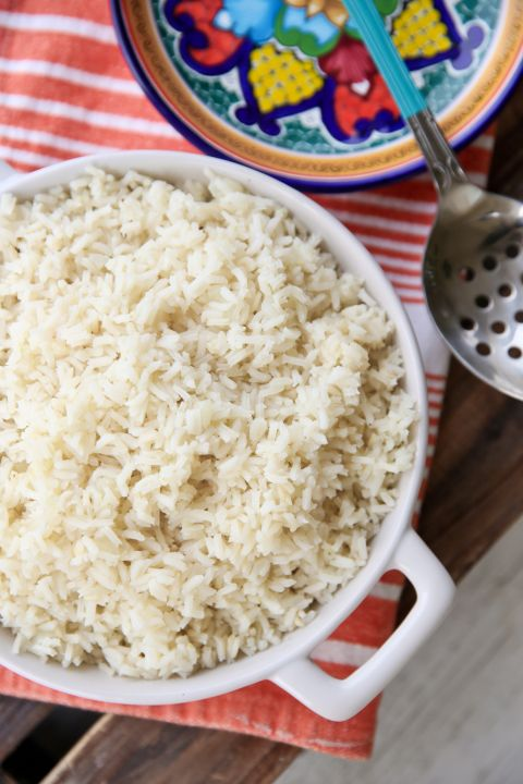 Brazilian Rice-I need to try this!!