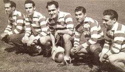 Os 5 violinos  Sporting Clube de Portugal