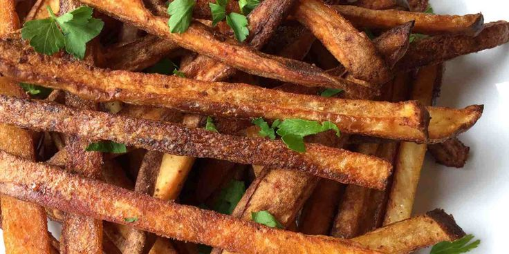 Oven Baked French Fries — thewarriorwife.com blog