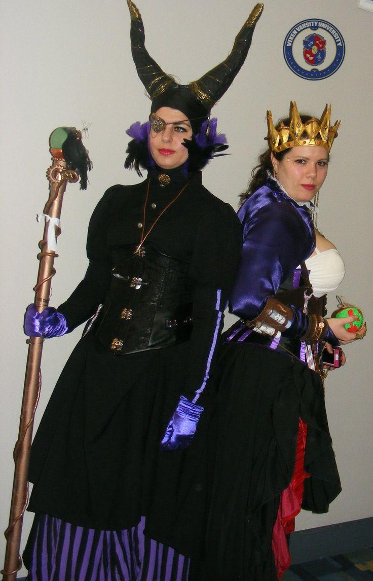 Steampunk Disney Costumes 15 best Disney Cosplay...