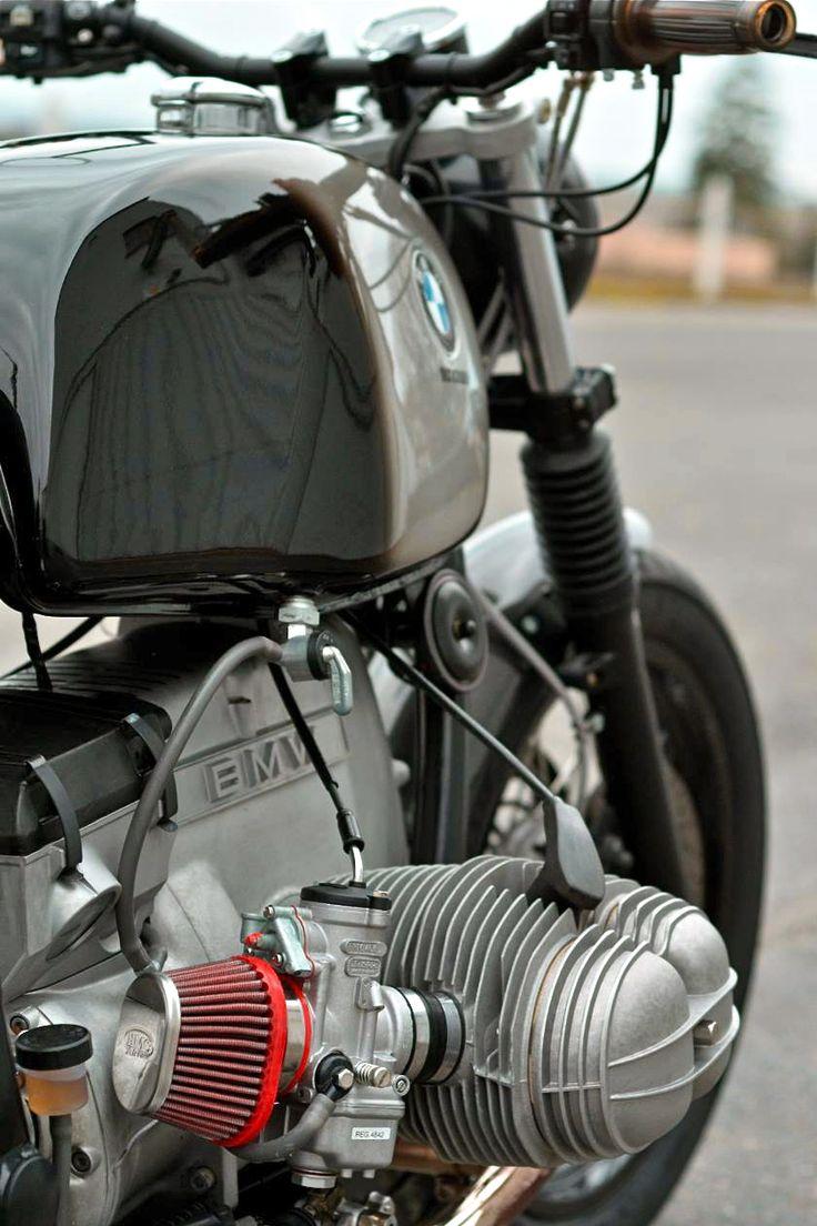 Motorieep R100   Inazuma café racer