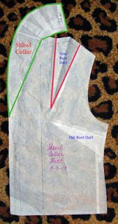patronage col châle - Sure-Fit Designs™ Blog: Success with the Shawl Collar