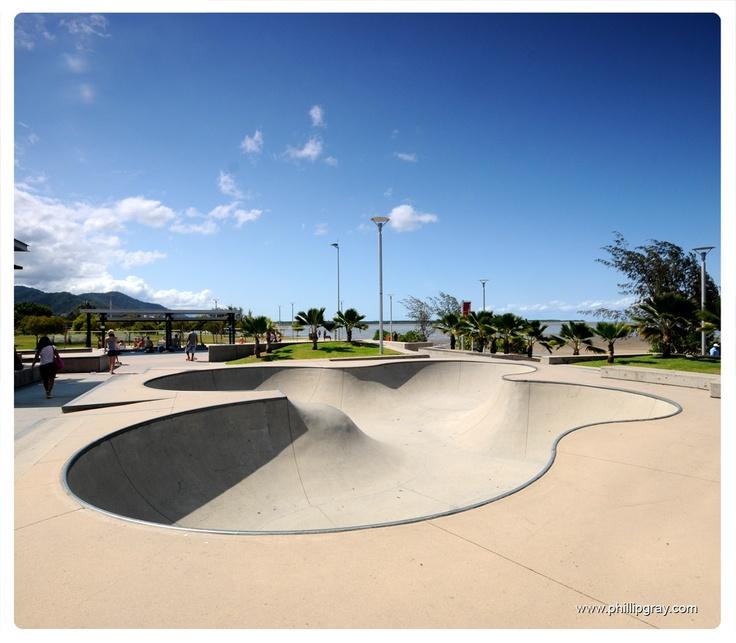 Carins Skatepark, Queensland, Australia