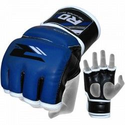 RDX Grappling MMA Training  Leather-X Gloves