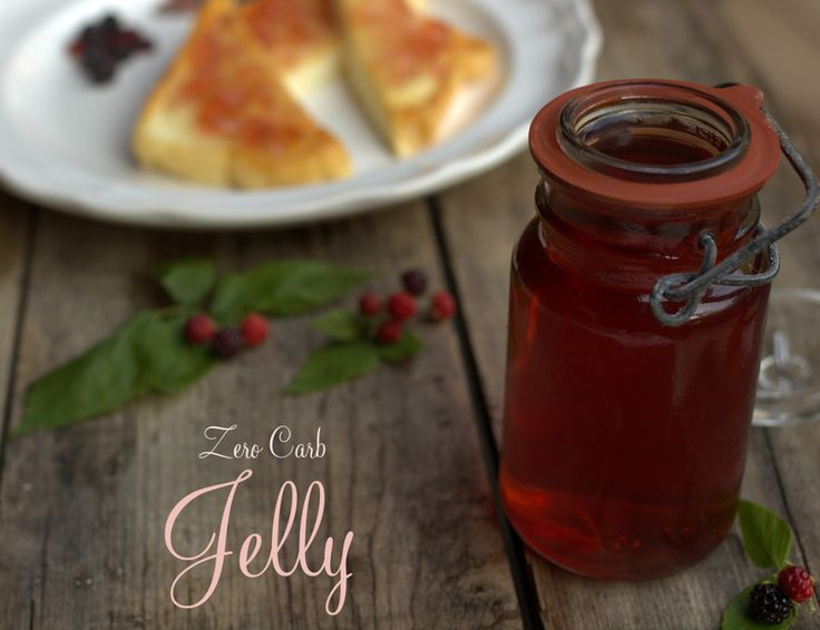 Low Carb Jelly. Now to find a low carb Pepper Jelly recipe.