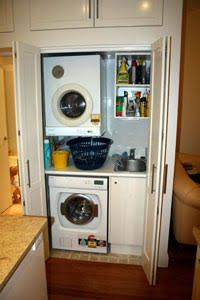 Image result for laundry storage