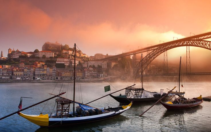 O Porto and the river Douro