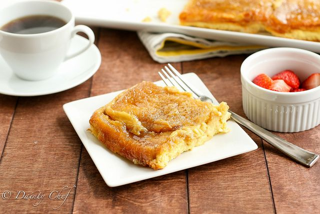 ... Brulee French, Daintychef, French Toast, Brunch Recipes, Creme Brulee