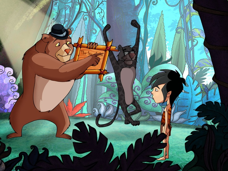 """Coming soon: our version of """"The Jungle Book"""""""