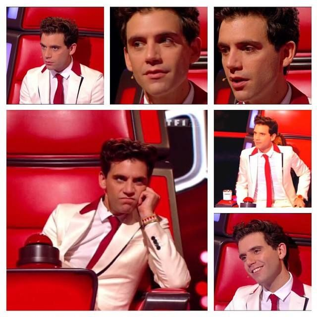 The many faces of MIKA (the voice)