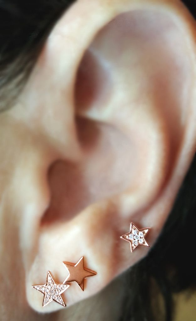 100 best Ear Stories - Gold and Diamond Jewelry images on ...