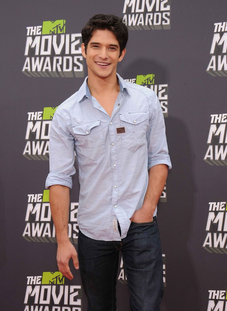 Tyler Posey at the 2013 MTV Movie Awards