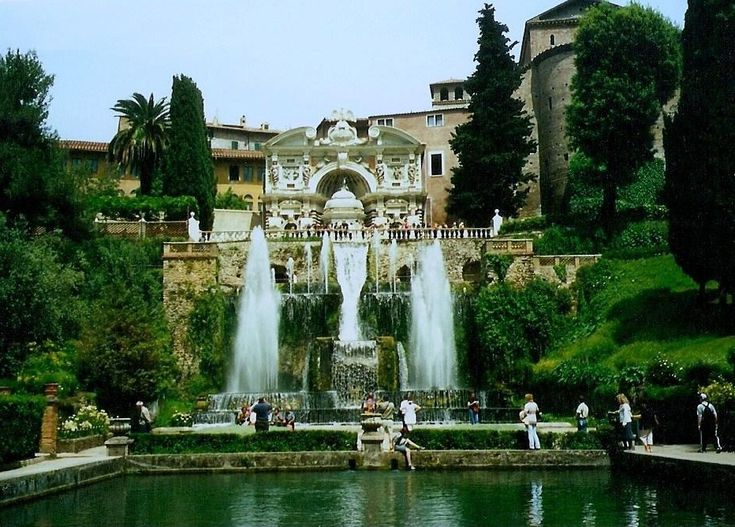 58 Best Images About Italia Tivoli Villa D 39 Este On
