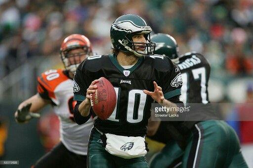 Philadelphia Eagles QB Koy Detmer