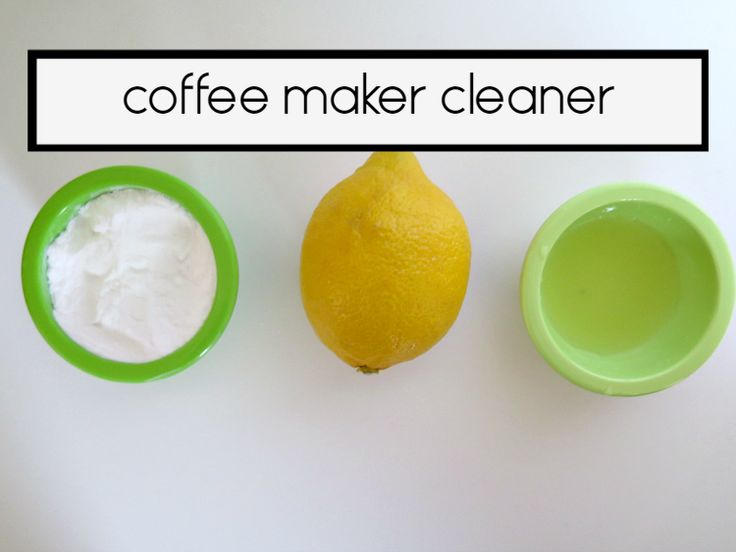 we clean our coffee cups every day, but when's the last time you've cleaned your coffee maker???? It only takes two ingredients and five minutes! coffee, machine, maker, espresso, clean, etc!