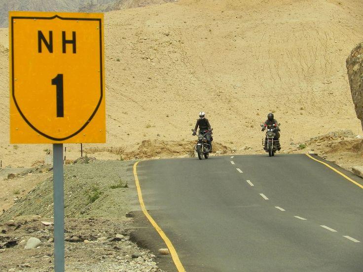 Ladakh #Travel Guide: Manali - Leh Manali Highway Road Trip Ladakh #Howstuffworks