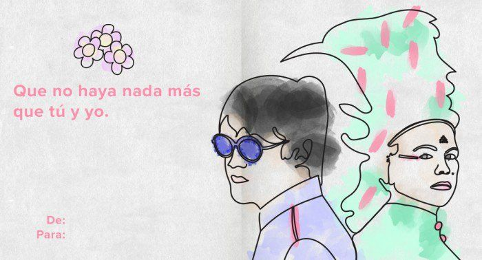 Bomba Estéreo know what's in your corazón, corazón, corazón.