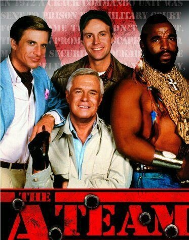 If you have a problem, if no-one else can help, and if you can find them, maybe you can hire ... The A-Team