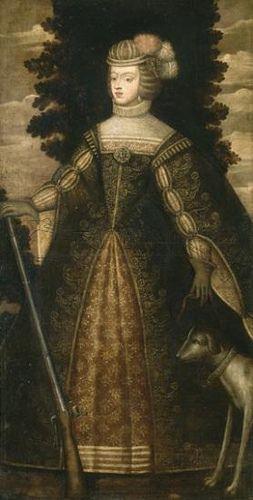 Isabel de Portugal, Reina de España y Emperatriz del Sacro Imperio Romano Germánico. Esposa de Carlos I de España y V de Alemania e hija de Manuel I de Portugal y María de Aragón. Madre de Felipe II de España.