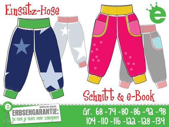 Emrose Designs, LLC - Erbsenprinzessin Insert Pants PDF Pattern, $6.25 (http://www.emrosedesigns.com/erbsenprinzessin-insert-pants-pdf-pattern/)