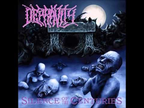 DEPRAVITY - Silence of the Centuries ◾ (compilation 2011, death metal from Finland)