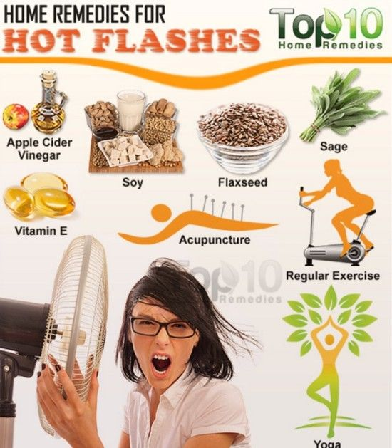 Hot Flashes Remedies - How To Handle The Heat | The WHOot