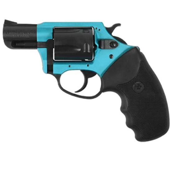 For concealed carry- the Charter Arms Undercover Lite is a .38 Special, double-action revolver that weighs only 12 ounces.