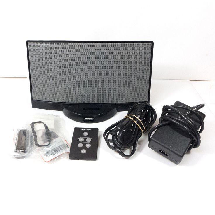 Vintage 2004 BOSE SoundDock Digital Music System Player w/ Accessories Set