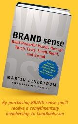 Brand Sense by Martin Lindström