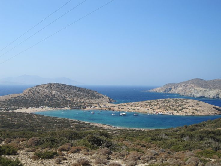 Kalotaritissa beach - Amorgos island, the Cyclades