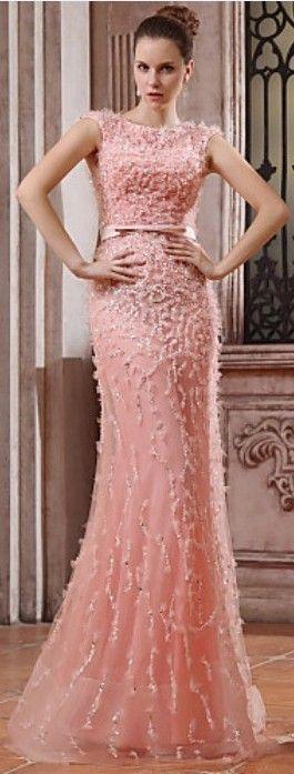 Elegant Evening Dress | The ELIE SAAB empire