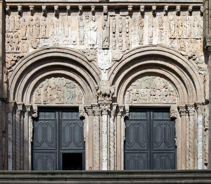 Les 109 meilleures images du tableau romanesque for Architecture romane