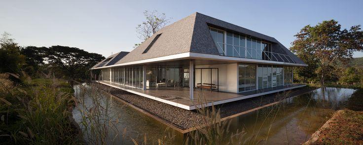 Gallery of Baan Rai Thaw Si / SOOK Architects - 2