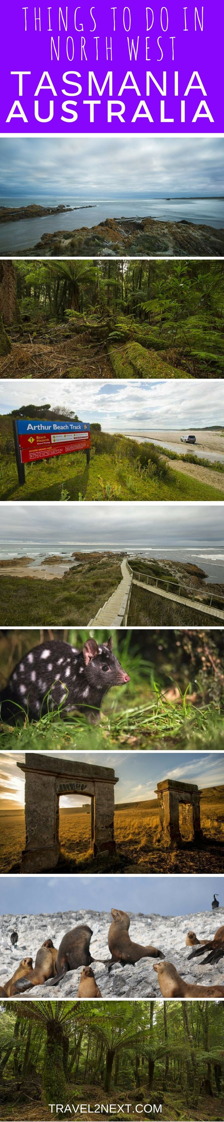 10 things to do in north west Tasmania (Australia). Tasmania's North West region is diverse and captivating.