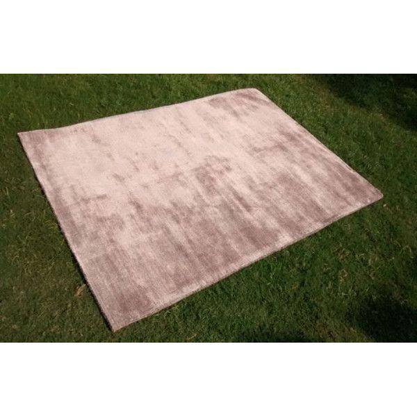 Zoya Home Handloom Banana Silk Carpet 4 x 6 Feet