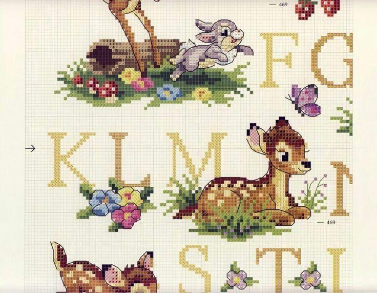 Alfabeto Bambi (3)