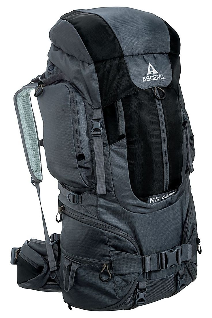 Ascend ms4400 trail pack bass pro shops the best for Bass pro fishing backpack