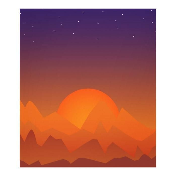 Customizable #American#Southwest #American#Southwest#Landscapes #Cobalt#Blue #Colorful #Desert #Dusk #Evening #Evening#Sky #For#Her #For#Him #Graphic#Illustration #Illustration #Landscape #Minimalism #Minimalist #Mountains #Night#Sky #Orange #Orange#And#Blue #Setting#Sun #Sky #Southwest #Southwest#Landscape #Southwestern #Stars #Sunset #Vivid#Colors #West #Western#Landscape Slumbering Hills Southwest Landscape Art Sunset Canvas Print available WorldWide on http://bit.ly/2gs3KuY