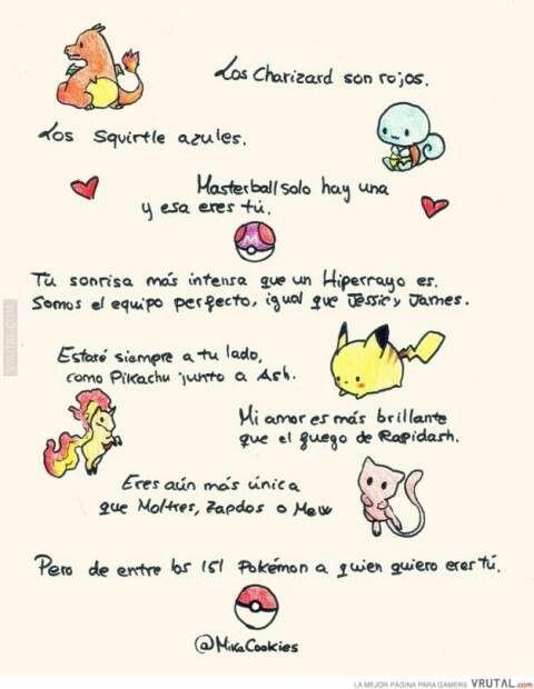 Poema pokemon