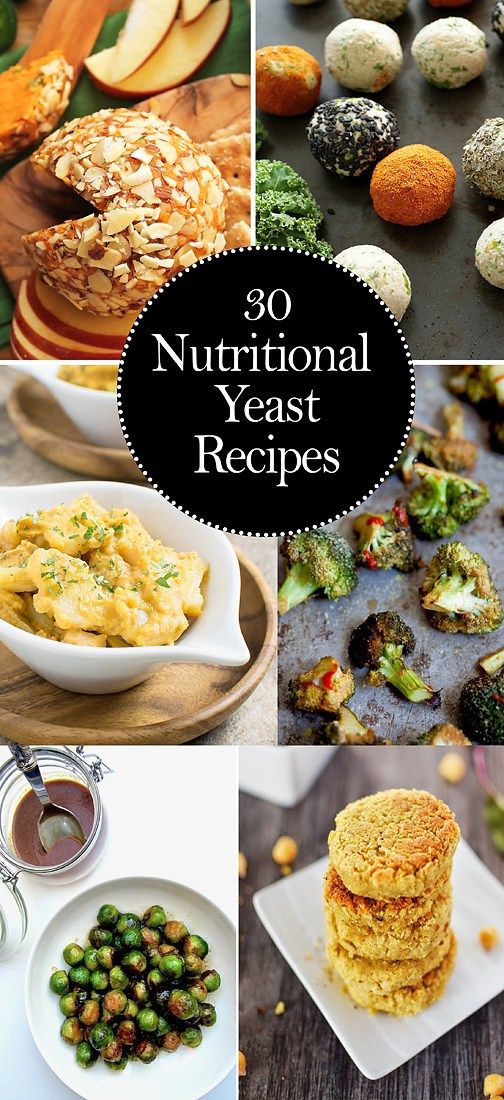 30 Nutritional Yeast Recipes