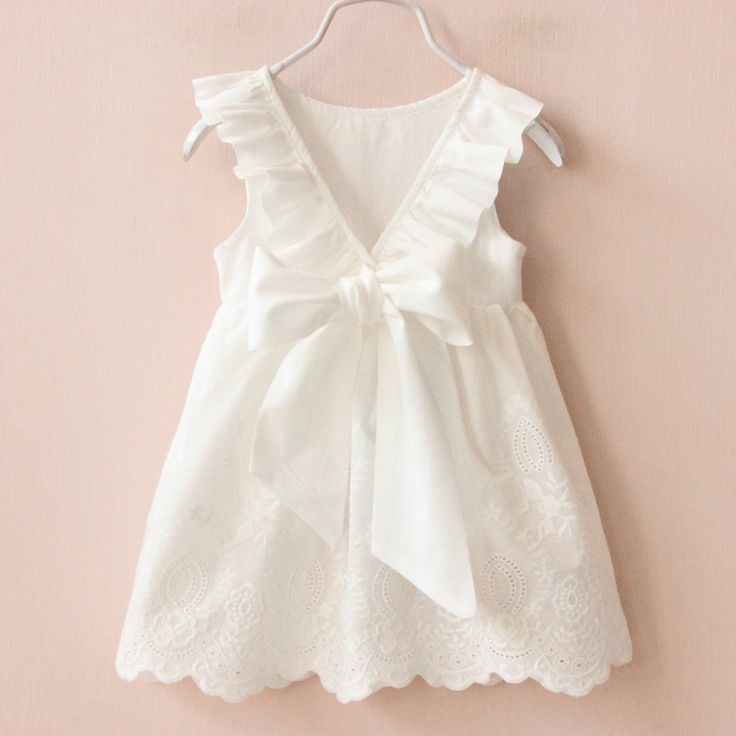 2016 Summer New Princess Girl Dress kids Big Bow Girl Dress Children Clothing dress Girls Vestido Infantis-in Dresses from Mother & Kids on Aliexpress.com | Alibaba Group