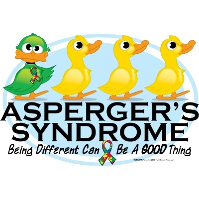 Asperger's Syndrome Ugly Duckling