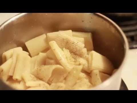 مكرونه بزبده How to cook macaroni with butter