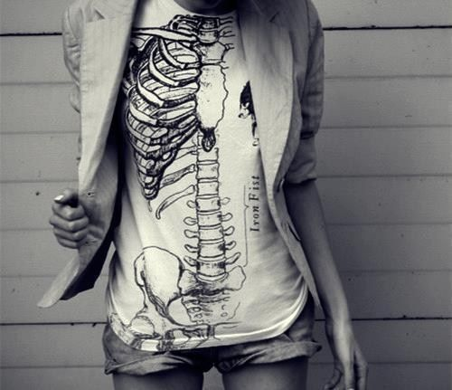 Skeleton T: Style, Graphics Tees, Bones, Outfit, Blazers, Skeletons Shirts, Ironfist, T Shirts, Irons Fist