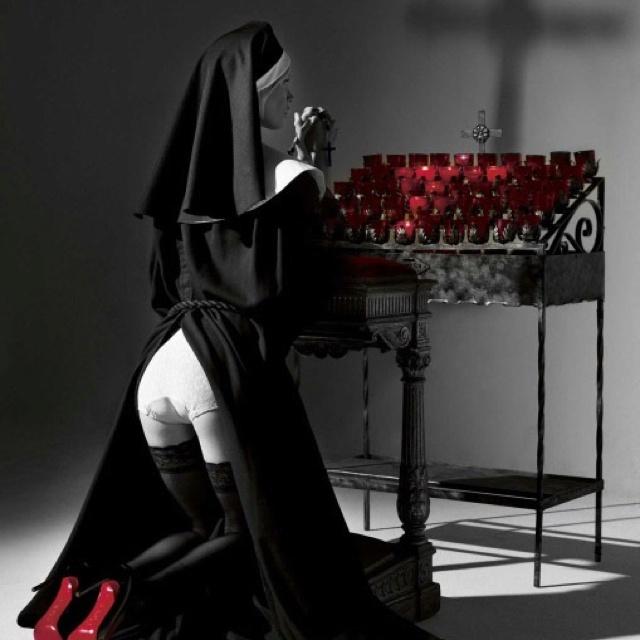 Nuns Upskirt 47