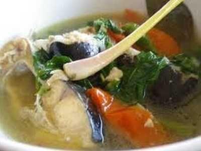 Sup Ikan Patin - Disini ada beragam cara membuat video resep sup ikan patin kemangi bumbu kuning kuah bening asam pedas belimbing wulung jtt untuk anak balita paling gurih.