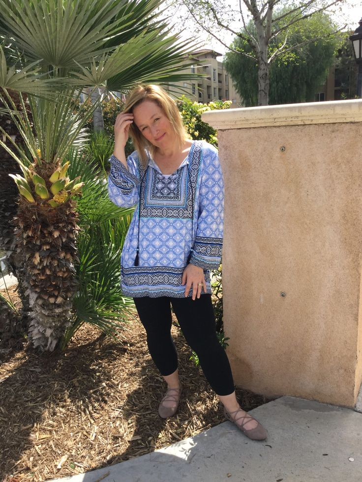 Fashion over 40 // cute petite outfit