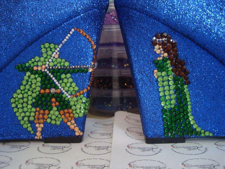 Robin Hood and Maid Marian...