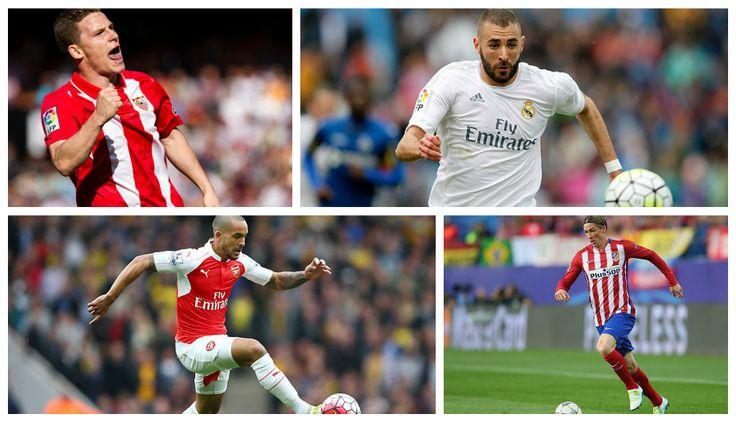 Eurocopa Francia 2016: El XI de los jugadores que no fueron convocados